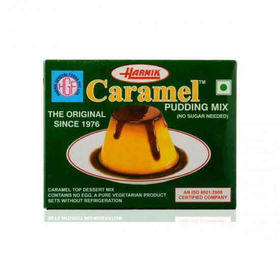 Harnik Caramel Custard 90gm